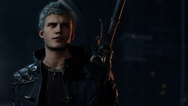 Devil May Cry 5 PC Crash Bug error 6828