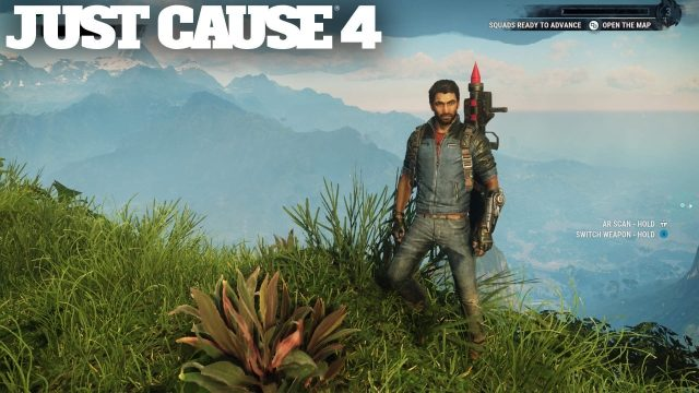 Just Cause 4 1.05 Update Patch Notes