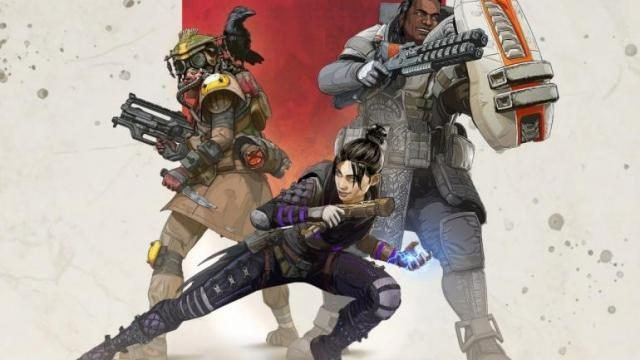 New Apex Legends Characters