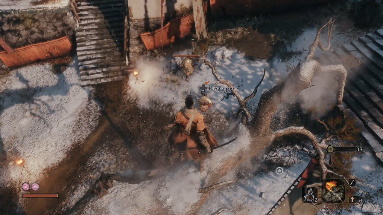 Sekiro Chained Ogre Boss How To Beat The Ogre