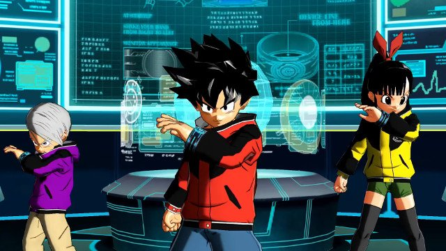 Super Dragon Ball Heroes World Mission launch trailer