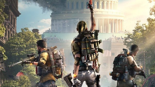 The Division 2 Deconstruct Items