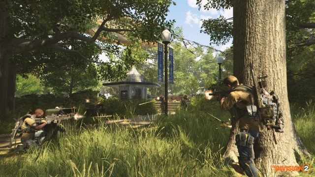 The Division 2 Early Access
