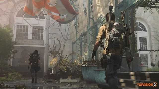 The Division 2 Fastest Running Speed
