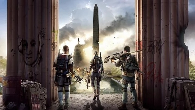 The Division 2 How to Heal