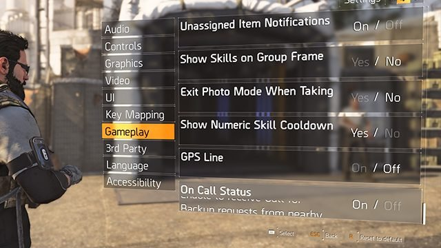 The Division 2 Incoming Call From Agent