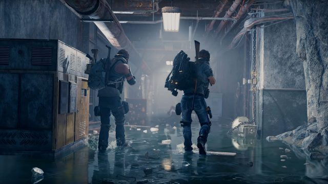 The Division 2 PC mouse stuttering bug
