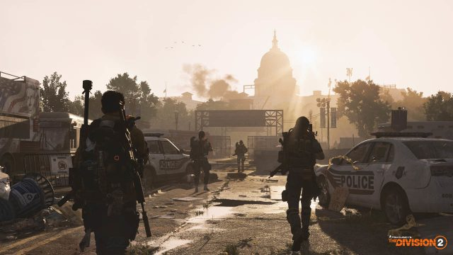 The Division 2 SHD Network Bug