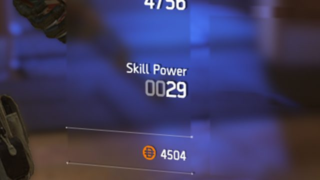 The Division 2 Skill Power Increase