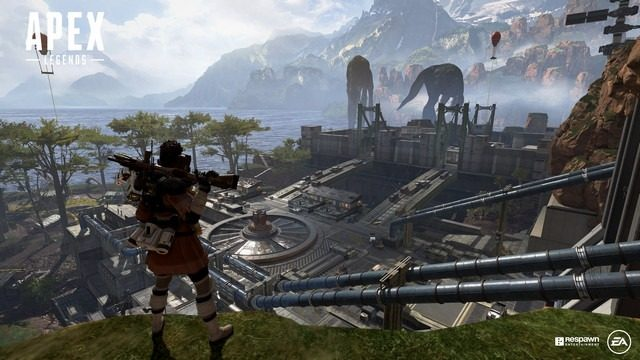 What engine does Apex Legends use?