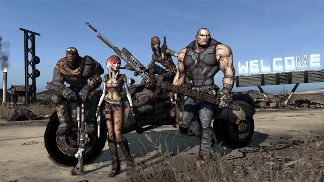 Borderlands Game of the Year Edition for PS4 and Xbox One
