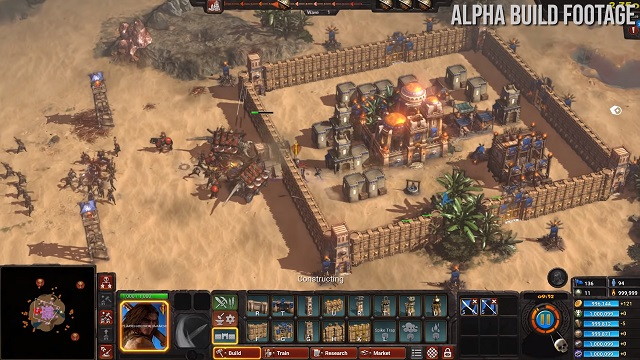 Conan Unconquered gameplay revealed
