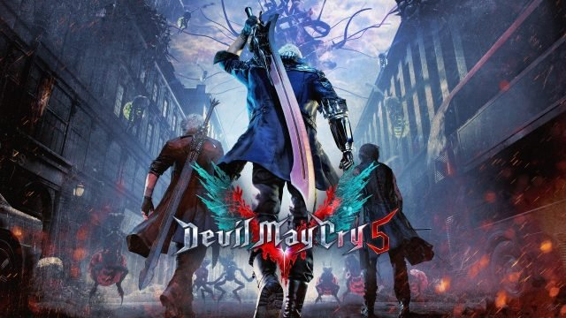 devil may cry 5 download size