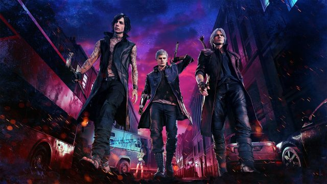 The Devil May Cry 5 final boss is none of these guys