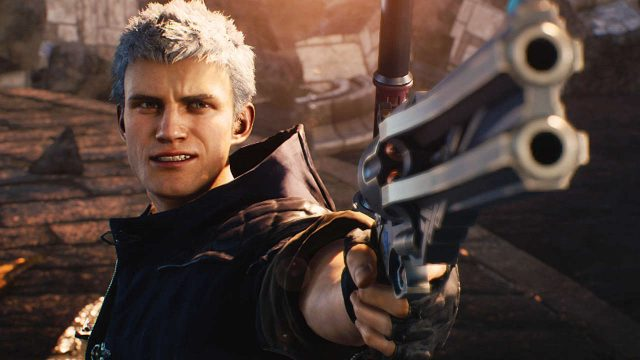 devil may cry 5 mega buster deluxe collector's edition nico's shop