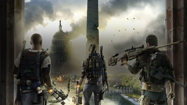 The Division 2 Crafting