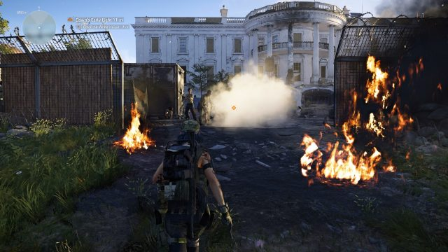 division 2 strongholds