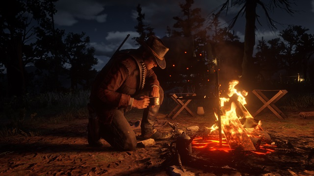 episodic Red Dead Redemption 2