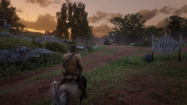 episodic Red dead Redemption 2 3