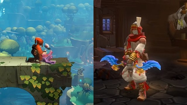 Hob and Torchlight 2 switch releases are coming soon