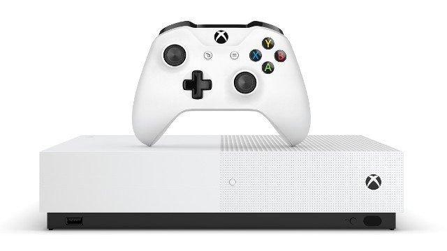 maybe an all-digital Xbox One is coming sooner than we thought