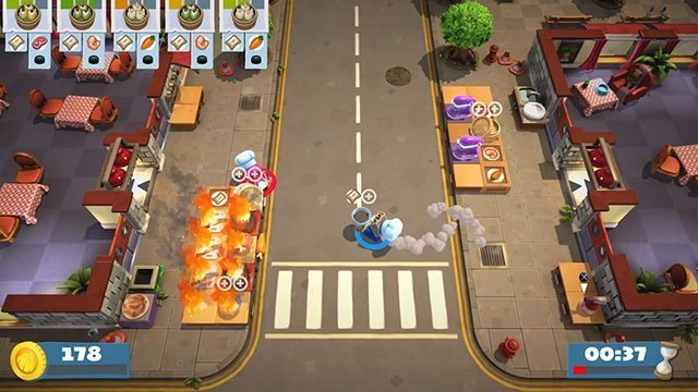 Overcooked 2 best games for kids 2019