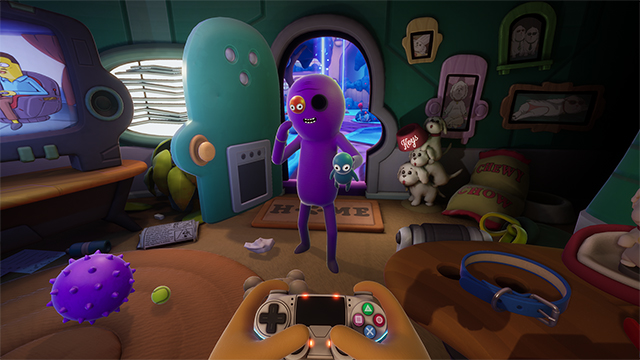 psvr trover saves the universe
