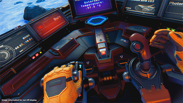 psvr no man's sky beyond
