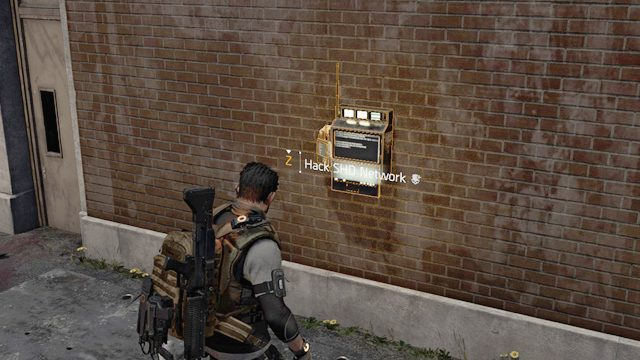 The Division 2 Thieves' Den Location