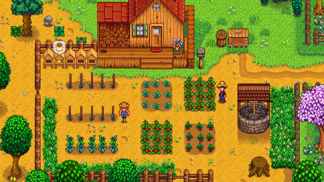 Stardew Valley Android released