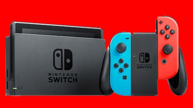 new Nintendo Switch consoles