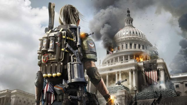 The Division 2 Friendly Fire