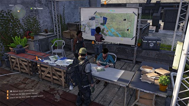 The Division 2 Side Mission Matchmaking