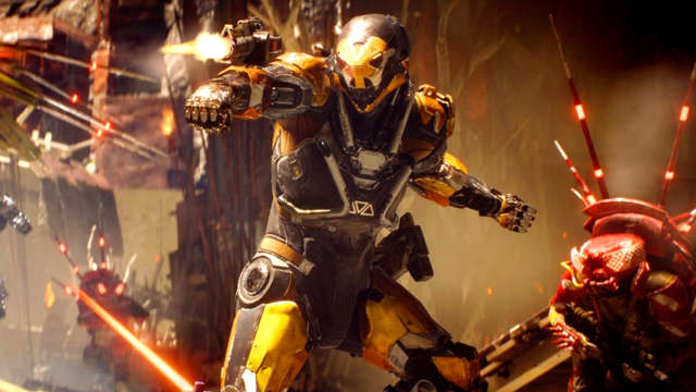 Anthem 1.10 Update Patch Notes
