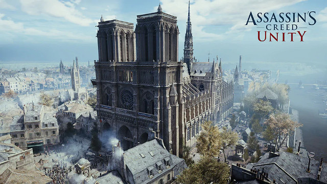 Assassin's Creed Unity free