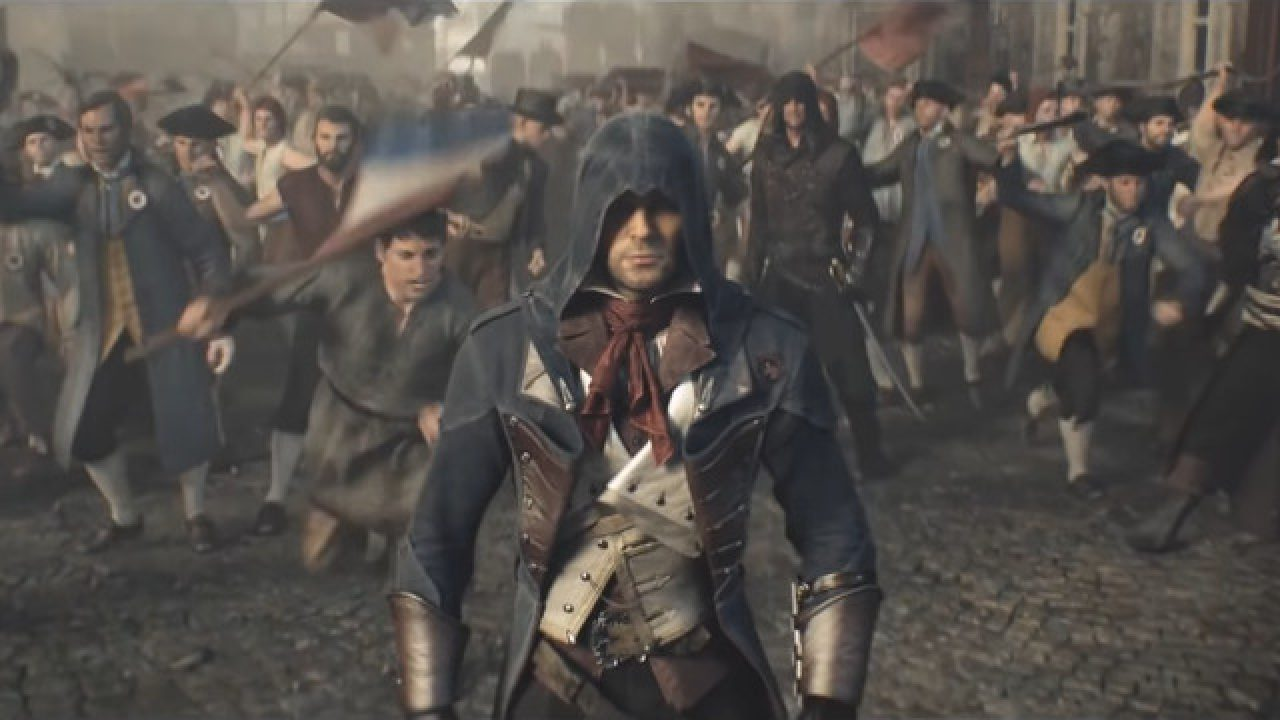 Assassin S Creed Unity Positive Review Bomb Emerges Following