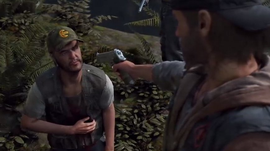Days Gone Choices Removed Taken Out