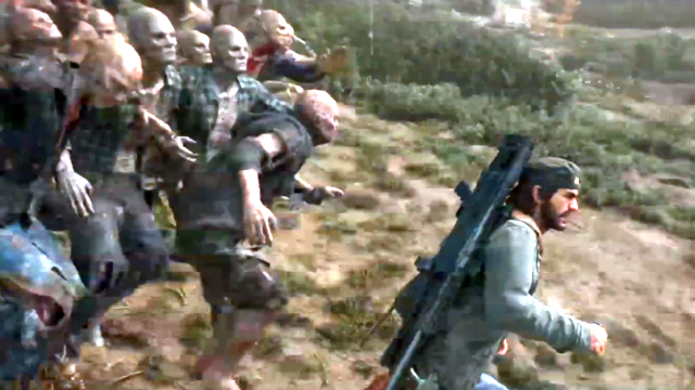 Days Gone How to find and kill hordes
