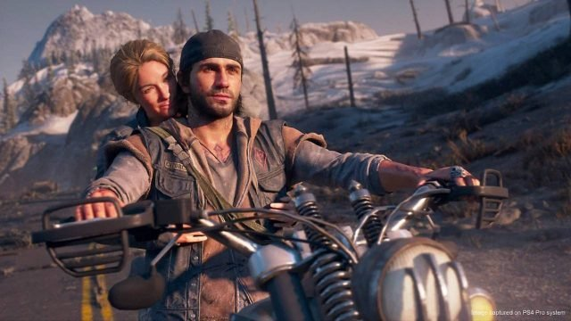 Days Gone Intro Mission Truck Bug