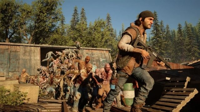 Days Gone Map
