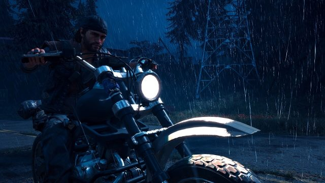 Days Gone Motorcycle Skins