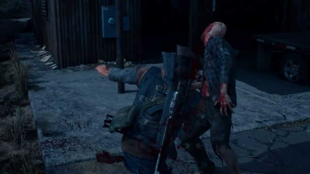 Days Gone Review Melee