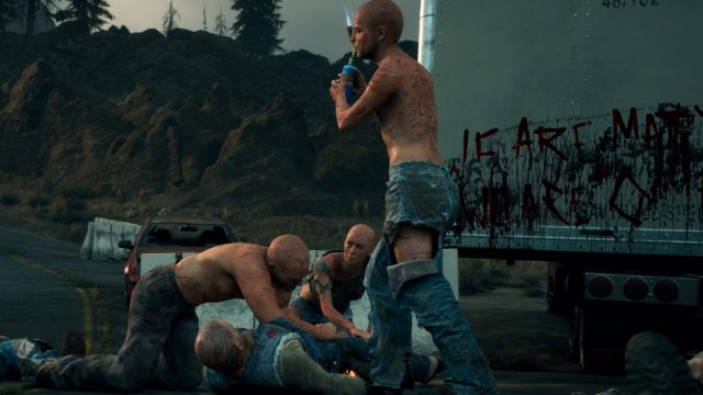 Days Gone Review Rippers