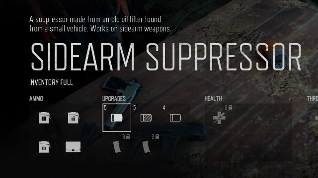 Days Gone Suppressor Merchant