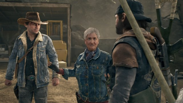 Days Gone Trust Level 3 How to Increase and farm trust