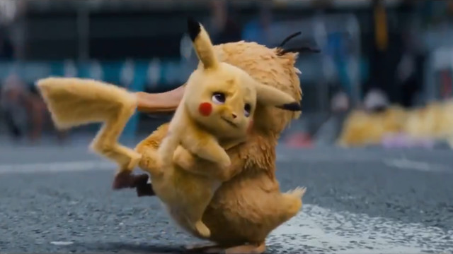 Detective Pikachu Earth Day trailer