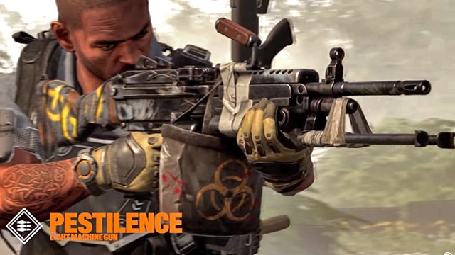 The Division 2 Pestilence and Nemesis