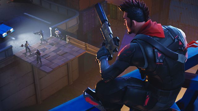 Fortnite2.17 Update Patch Notes