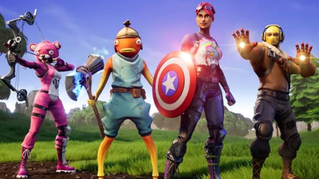 Fortnite Iron Man Repulsors