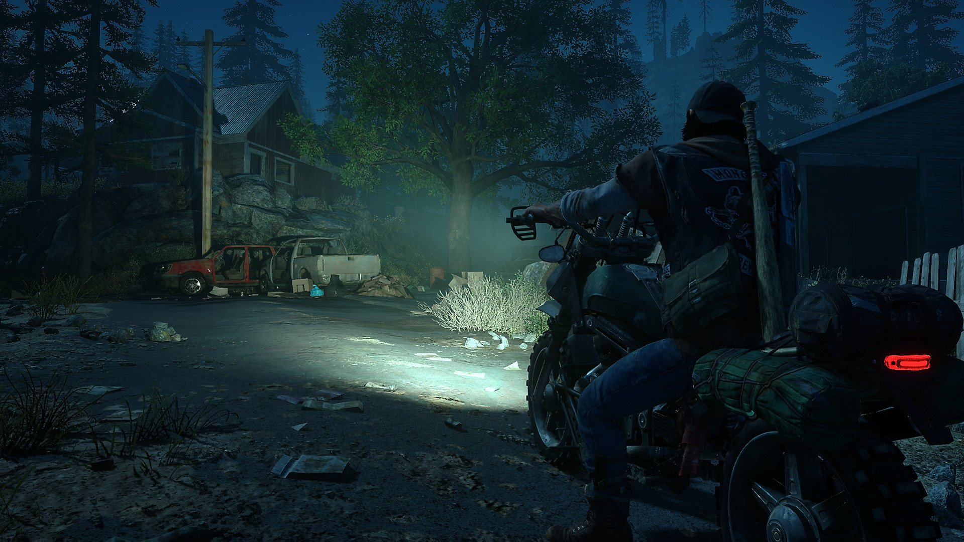 Get More Weapons Locker Guns in Days Gone guide
